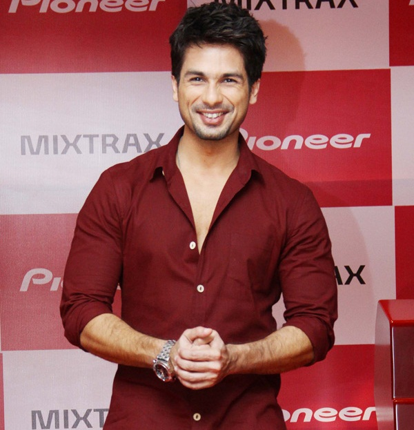 Shahid Kapoor made mistakes in the past