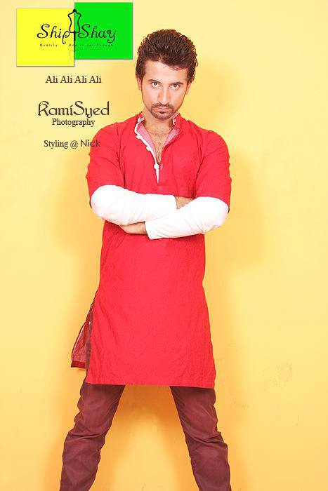 ShipShay Men Casual Wear Kurtas Collection 2013