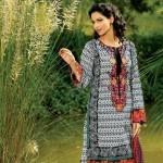 Latest Fall  Winter Khaadi Cambric Dresses 2013 for Women-11