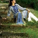 Latest Fall  Winter Khaadi Cambric Dresses 2013 for Women-12