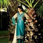 Latest Fall  Winter Khaadi Cambric Dresses 2013 for Women-14