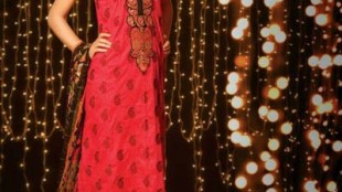 Latest Fall  Winter Khaadi Cambric Dresses 2013 for Women
