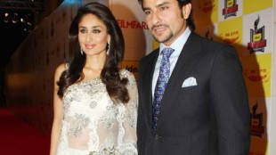Saif Ali Khan, Kareena Kapoor first anniversary in London