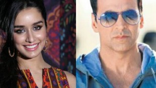 Shraddha Kapoor casts opposite Akshay Kumar for Gabbar