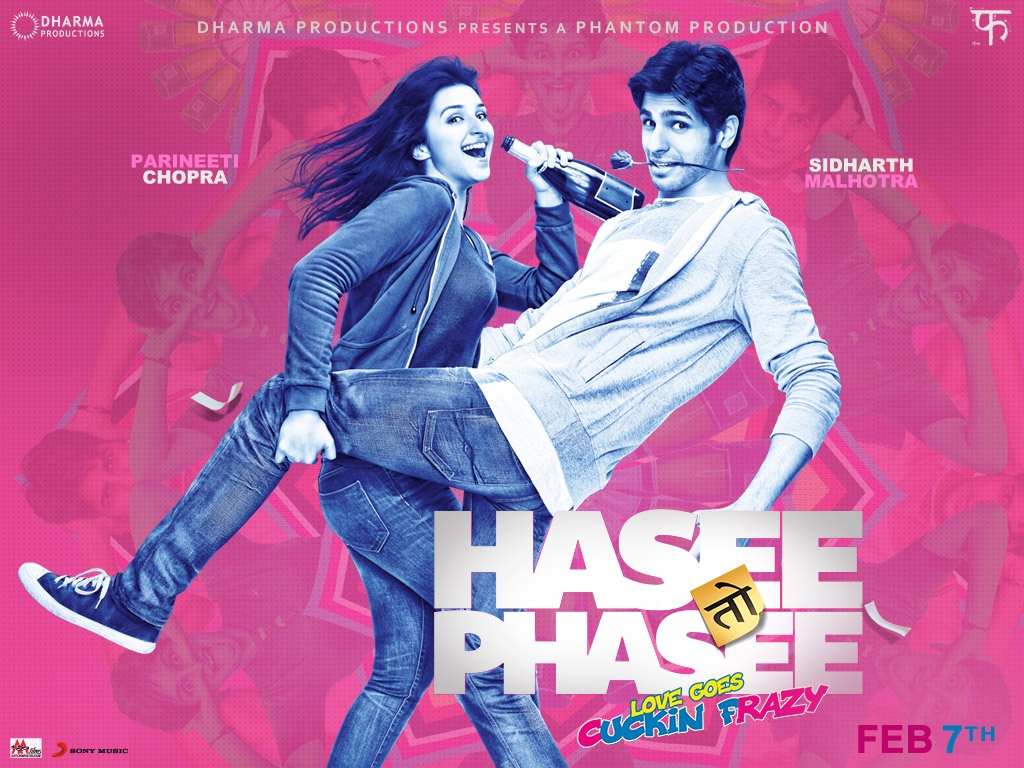 Hasee Toh Phasee movie review Sweet goof Hasee Toh Phasee movie review: Sweet, goofy