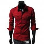 Latest Edge Spring Summer Casual Shirts 2014 Men-1