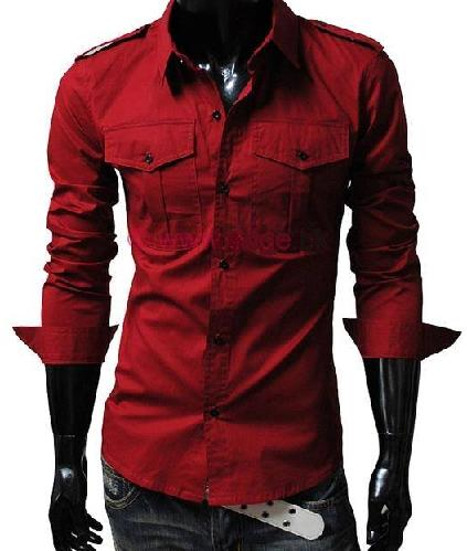 Latest Edge Spring Summer Casual Shirts 2014 Men