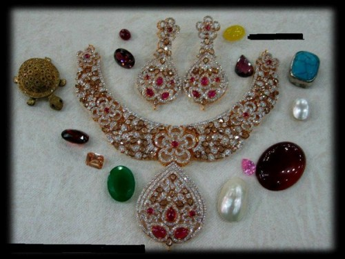 Latest Royal Gems Bridal Jewellery Collection 2014