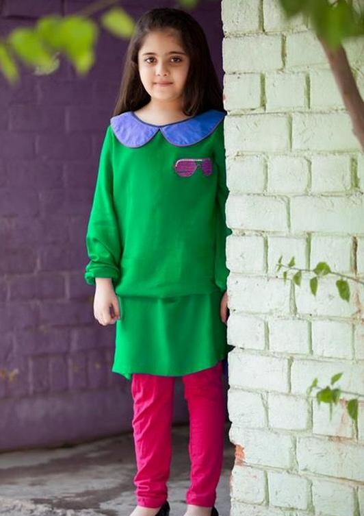 New Maria B Kids Wear Collection 2014 New Maria B Kids Wear Collection 2014