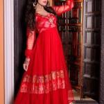 New Zahra Ahmad Semi-formal Wear Dresses 2014-6