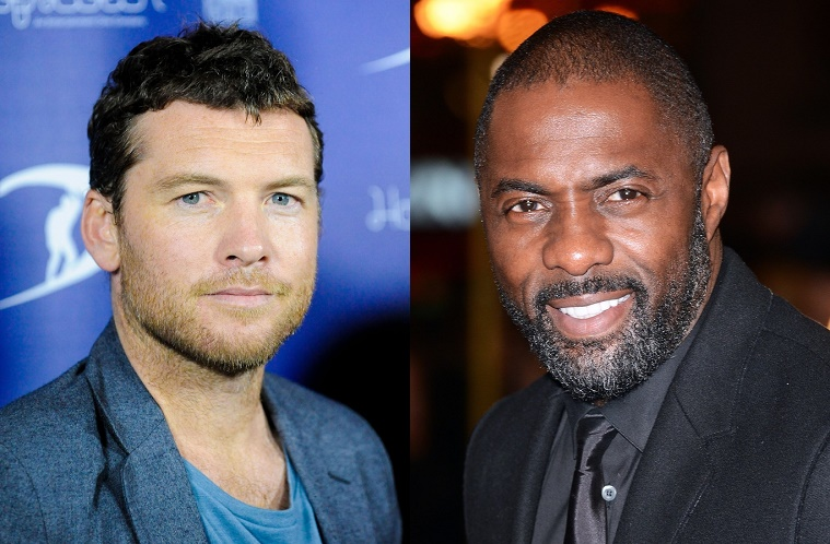 Sam Worthington, Idris Elba team up 'Alive Alone' - Berlin