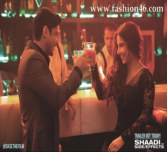 Shaadi Ke Side Effects Song Desi romance Farhan and Vidya Shaadi Ke Side Effects song Desi romance: Farhan and Vidya