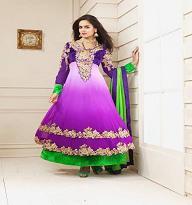EID Special Frocks Suits & Anarkali Dress-1