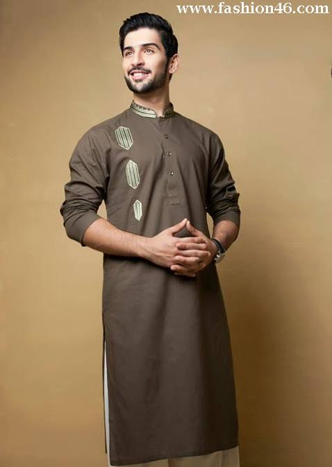 Eid Bonanza Kurta Shalwar 2014 for Men