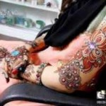 Eid and Chand Rat Mehndi Design Collection 2014-3