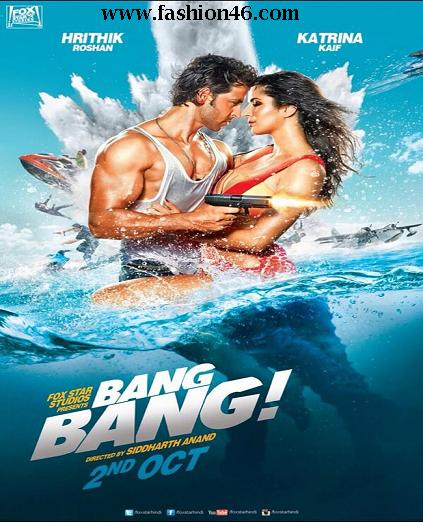 Latest celebrity news, latest bollywood film, latest bollywood gossips, celebrity gossips, bollywood celebrity news, bollywood hot actor, bollywood hot actress, bang bang 2014, bang bang release in 3 languages, Hrithik Roshan new film, Katrina Kaif new film, Hrithik Roshan pics, Hrithik Roshan body, Katrina Kaif hot pics, Katrina Kaif pictures