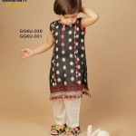 Latest Kids wear Eid Dress Collection 2014 by AlKaram-5