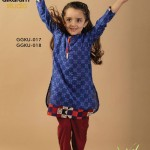 Latest Kids wear Eid Dress Collection 2014 by AlKaram-9