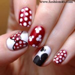 Latest Nails Art Fashion Designs Photos