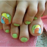 Latest Nails Art Fashion Designs Photos-5