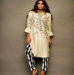 Latest Sania Maskatiya Eid Dress Collection 2014-2