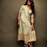 Latest Sania Maskatiya Eid Dress Collection 2014-5