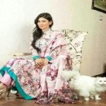 Latest Spring Summer Sitara Textile Lawn Suits-1