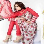 Latest Spring Summer Sitara Textile Lawn Suits-2