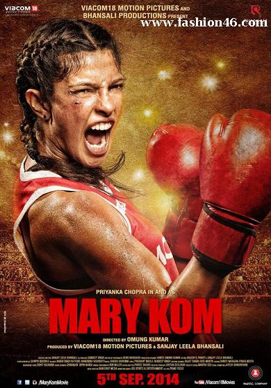 Mary Kom happy with Priyanka chopra's look in her biopic