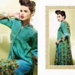 Nishat Linen Eid Ul Fitr Summer Collection 2014 for Women-3