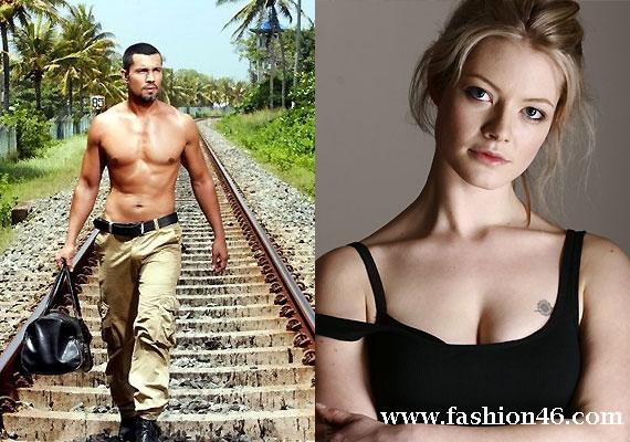 Randeep Hooda with Sarah Allen in Deepa Mehta's next