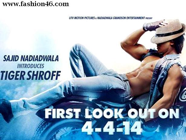 Tiger Shroff in exclusive 50 Crore Club