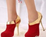 Beautiful Bridal Shoes Collection 2014-4