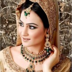 Bride Necklaces Jewelry Designs Collection 2014-1
