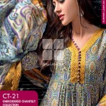 Dress Collection 2014 by Gul Ahmed Digital Printed Lawn-2