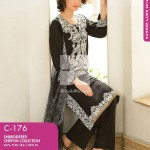 Dress Collection 2014 by Gul Ahmed Digital Printed Lawn-3