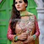 Farah and Fatima Couture Women Dresses Collection 2014-5