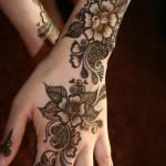 Latest Mehndi Designs Collection 2014 for Girls-2