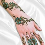 Latest Mehndi Designs Collection 2014 for Girls-4