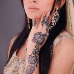 Latest Mehndi Designs Collection 2014 for Girls-5