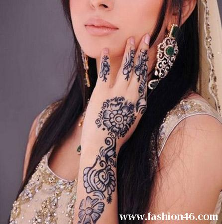 Latest Mehndi Designs Collection 2014 for Girls Latest New Mehndi Designs Collection 2014 for Girls