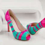 Latest fashionable Shoes 2014 for Women by Insignia-6