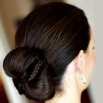 Most Modern Top 10 Bridal Hairstyle 2014-4