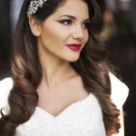 Most Modern Top 10 Bridal Hairstyle 2014-6