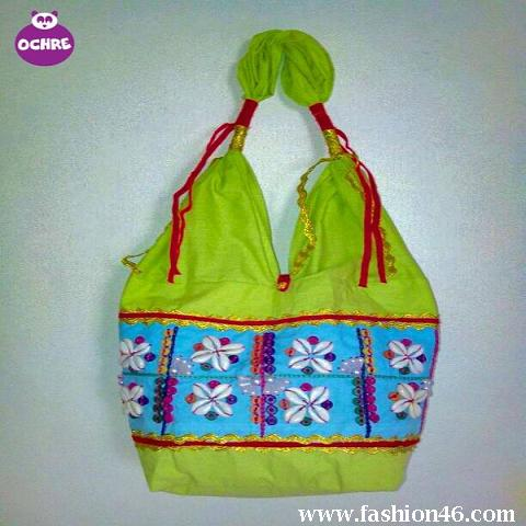 New Ochre Handbags Collection 2014 for Girls