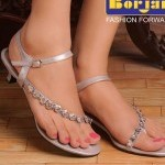 For Women Borjan Eid Ul Azha Footwear Collection-2
