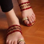 For Women Borjan Eid Ul Azha Footwear Collection-4