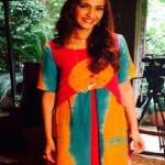 Latest Best Hairstyles of Sonam Kapoor at Khoobsurat Promotions-4