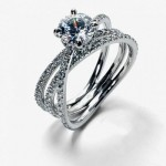 Latest Engagement Rings Design Collection 2014-1