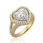 Latest Engagement Rings Design Collection 2014-3
